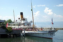 paddle steamer wikipedia