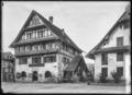 CH-NB - Baar, Gasthaus zum Rössli, vue d'ensemble extérieure - Collection Max van Berchem - EAD-6798.tif