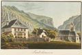 CH-NB - Lauterbrunnen, Pfarrhaus und Kirche - Collection Gugelmann - GS-GUGE-WEIBEL-D-75.tif