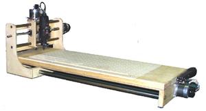 CNC router - Image: CNC Router