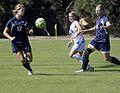 CNU Christopher Newport University Virginia Wesley College Dover Delaware women's soccer NCAA (15381404192).jpg