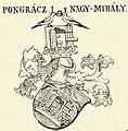 COA of Pongracz de Nagy-Mihaly family.jpg