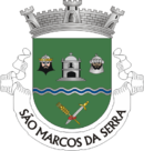 COA of São Marcos da Serra parish, Silves municipality (Portugal).png
