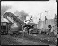 COKE-PULLING MACHINE (C. 1905). - Elkins Coal and Coke Company, Bretz Ovens, Bretz, Preston County, WV HAER WVA,39-BRETZ.V,1-6.tif