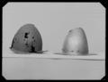 Cabasset, morion av spansk typ, päronhjälm. Troligen 1600-talets början - Livrustkammaren - 79173.tif