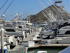 Cabo San Lucas fishing boats