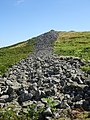 Caer Drewyn Celtic Hillfort between the Clwydian Range and the Berwyn Mountains, Corwen, Wales; early Iron Age 09.jpg