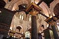 Cairo, madrasa del sultano qalaun, mausoleo, interno 04.JPG