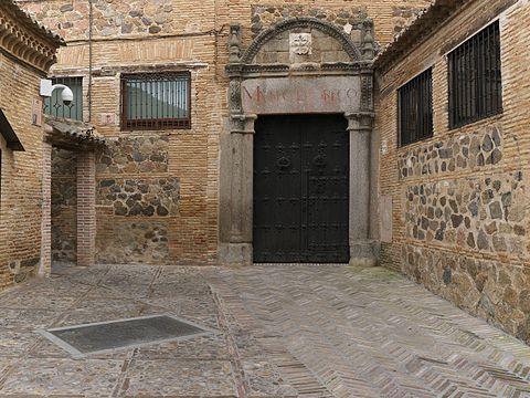 Calle de Samuel Levi Toledo