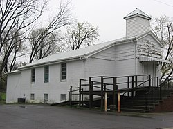 Calvary Missionary Baptist Church at New Liberty