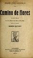 Camino de flores - zarzuela en un acto, dividido en tres cuadros, en prosa (IA caminodefloresza3107guit).pdf