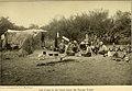 Campfires on desert and lava (1908) (14586510530).jpg