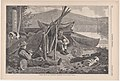 Camping Out in Adirondacks – Drawn by Winslow Homer (Harper's Weekly, Vol. XVIII) MET DP875360.jpg