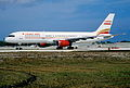 Canada 3000 Airlines Boeing 757-28A; C-FXOF@FLL, February 2000 CYH (4992545949).jpg