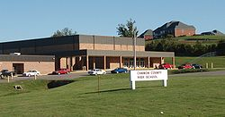 Cannon county high school tennessee 2010.jpg