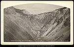 Canon of the Yellowstone from top of Lower Fall; C.R. Savage, Salt Lake.jpg