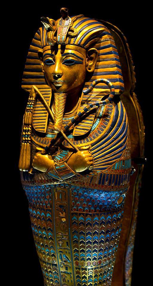 Canopic Coffinette (Tutankhamun)