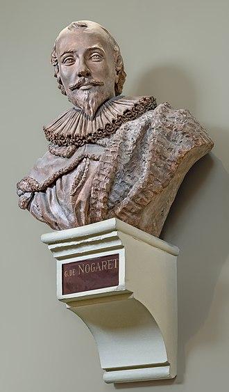 Guillaume de Nogaret - Image: Capitole Toulouse Grand escalier Guillaume de Nogaret