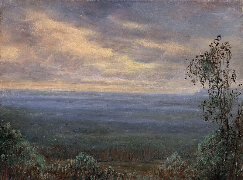 Файл: Карл Густав Карус - Утренний туман - WGA04520.jpg