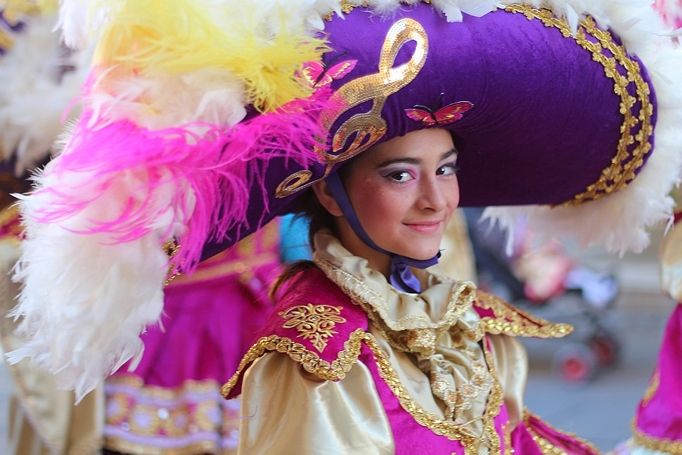 Carnival in Valletta
