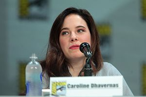 Caroline Dhavernas - Dhavernas at the 2014 San Diego Comic Con.