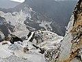 Carrara Marmor - Il marmo di Carrara - panoramio (3).jpg