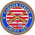 Carrier Strike Grouup Ten - Crossedguns crest small.jpg