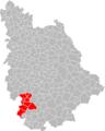 Carte de la Communauté de communes de la Région de Couhé.png