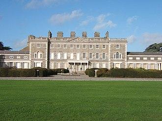 Carton House - Carton House in 2005
