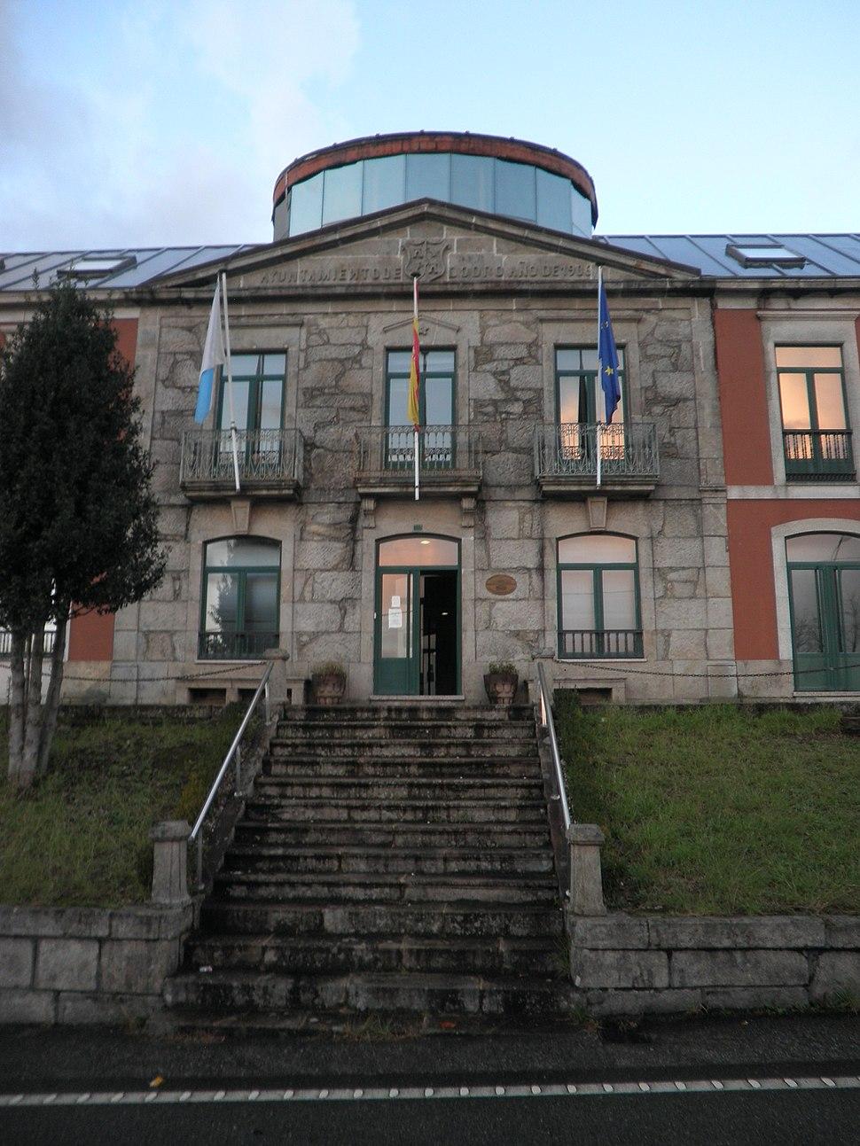 Casa Consistorial de Dodro