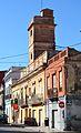 Casa amb torre miramar al carrer d'Escalante del Cabanyal.JPG