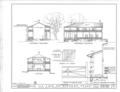 Casa de Ricardo Vejar, Valley Boulevard, Los Angeles, Los Angeles County, CA HABS CAL,19-SPAD,1- (sheet 2 of 3).png