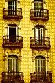 Cases Ramos on Plaça de Lesseps - panoramio.jpg