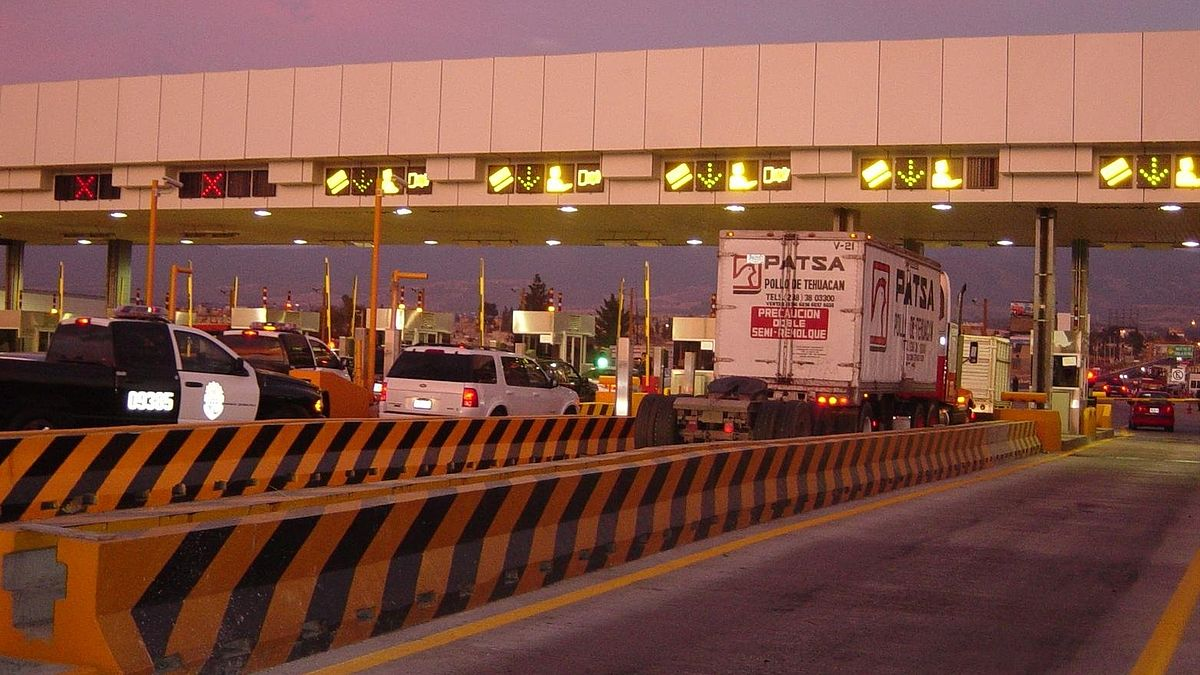 Geography of toll roads - Wikipedia