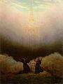 Caspar David Friedrich - Vision der christlichen Kirche (1920).jpg