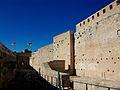 Castell de Xàtiva, interior del castell menor.JPG