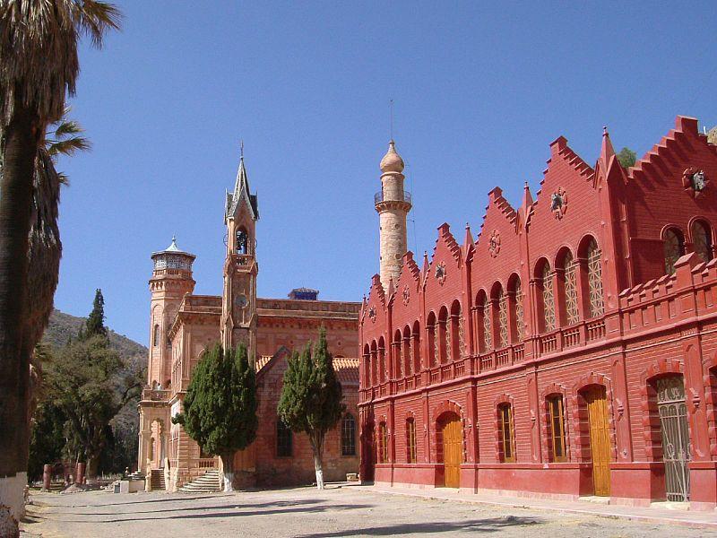 Castillo del Principado de La Glorieta Sucre Bolivia.jpg