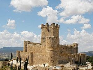 Valencian Community - Villena castle