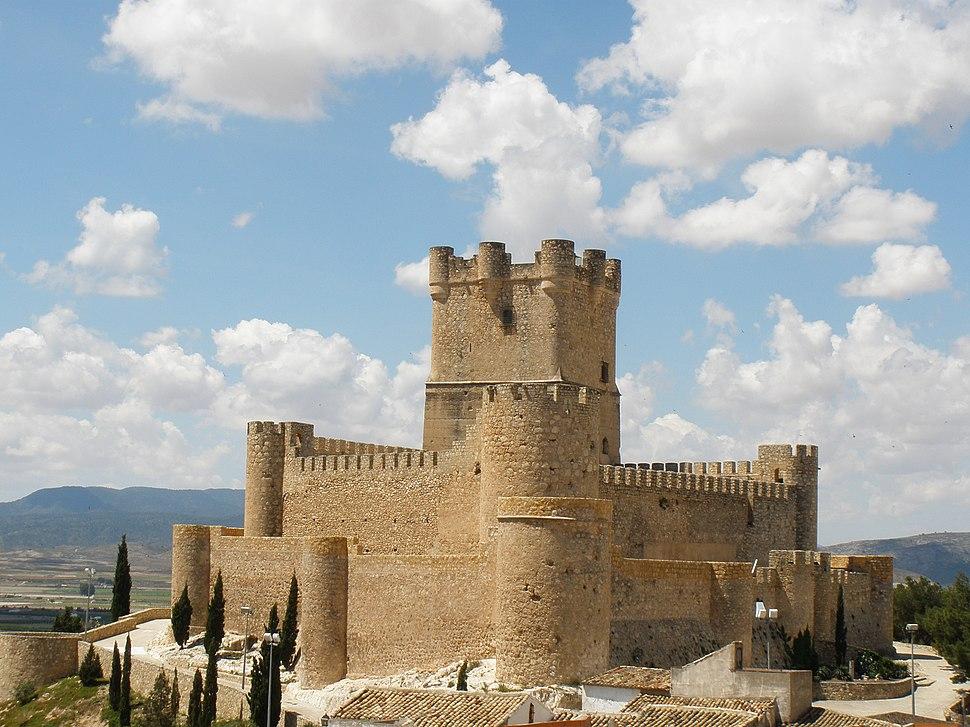 Castillo villena