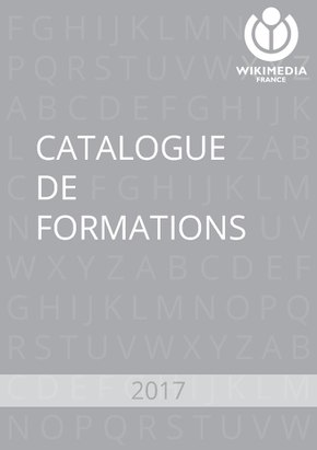 Catalogue de Formations 2017 Wikimedia France.pdf