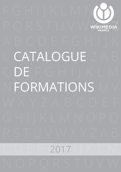 File:Catalogue de Formations 2017 Wikimedia France.pdf