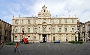 Giovanni Battista Vaccarini - Palazzo dell'Università - Catania