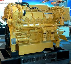 Caterpillar C32 Wikipedia