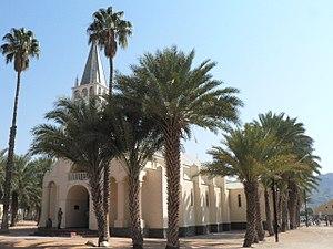 Pella, Northern Cape - Cathedral in Pella