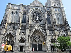 Cathedral of Saint John the Divine, NYC (2014) - 01.JPG