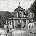Cava dei Tirreni (badia di S. Trinità) facciata della chiesa.jpg
