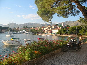 Cavtat - Cavtat village and harbor