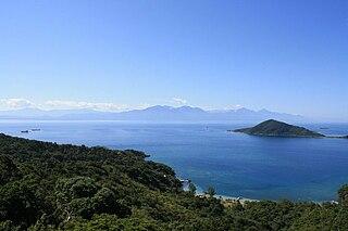 Cayos Cochinos archipelago