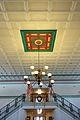 Cedar Point Hotel Breakers - Lights in Lobby (14832164575).jpg