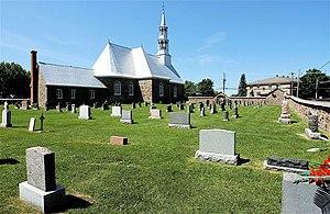 Saint-Mathias-sur-Richelieu - Image: Cemetery St Mathias sur Richelieu